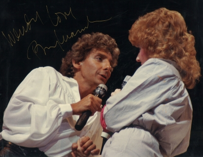 Barry Manilow Can't Smile Without You - Sunrise