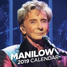 Barry Manilow 2019 Calendar