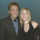 Barry Manilow with Barbra Streisand