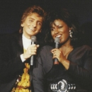 Barry Manilow with Debra Byrd