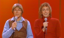 Barry Manilow with John Denver