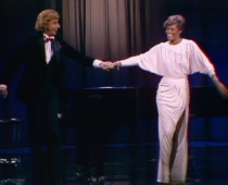 Barry Manilow with Dionne Warwick