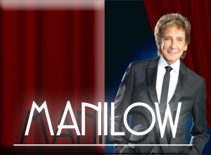 Barry Manilow Uk Tour  Tickets