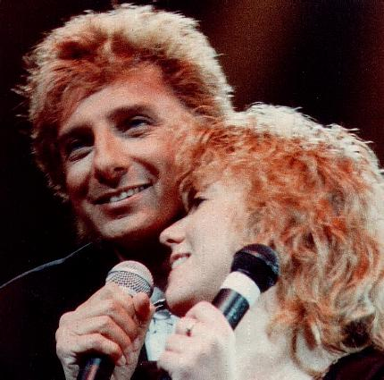 Barry Manilow Barrynet The Shows Cant Smile Without You